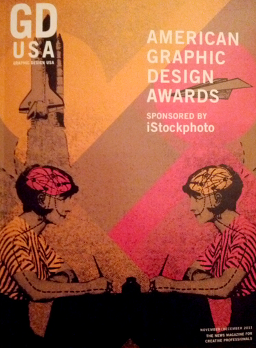 Gd Usa Award 2016 In House Design: GD USA: 2011 American Graphic Design Awards Winner