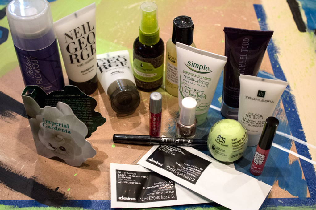 Spring BIRCHBOX Travel Pack