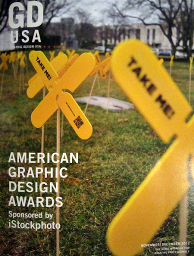 GD USA - American Graphic Design Awards Issue 2012