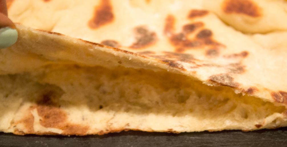 Skillet Flatbread - Flatbread Pocket