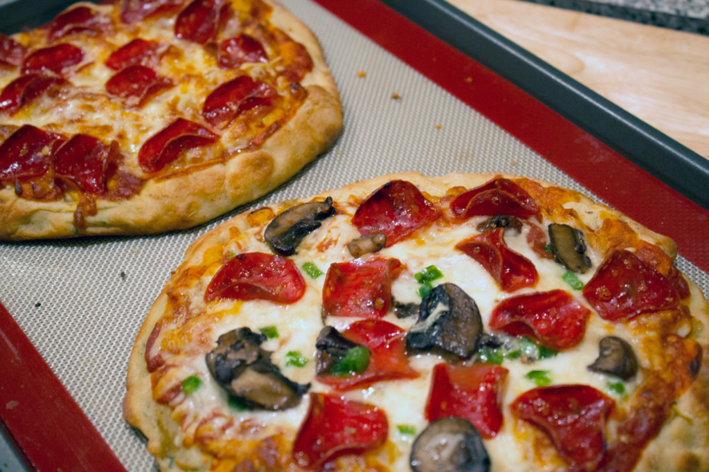 Skillet Flatbread - Pizzas
