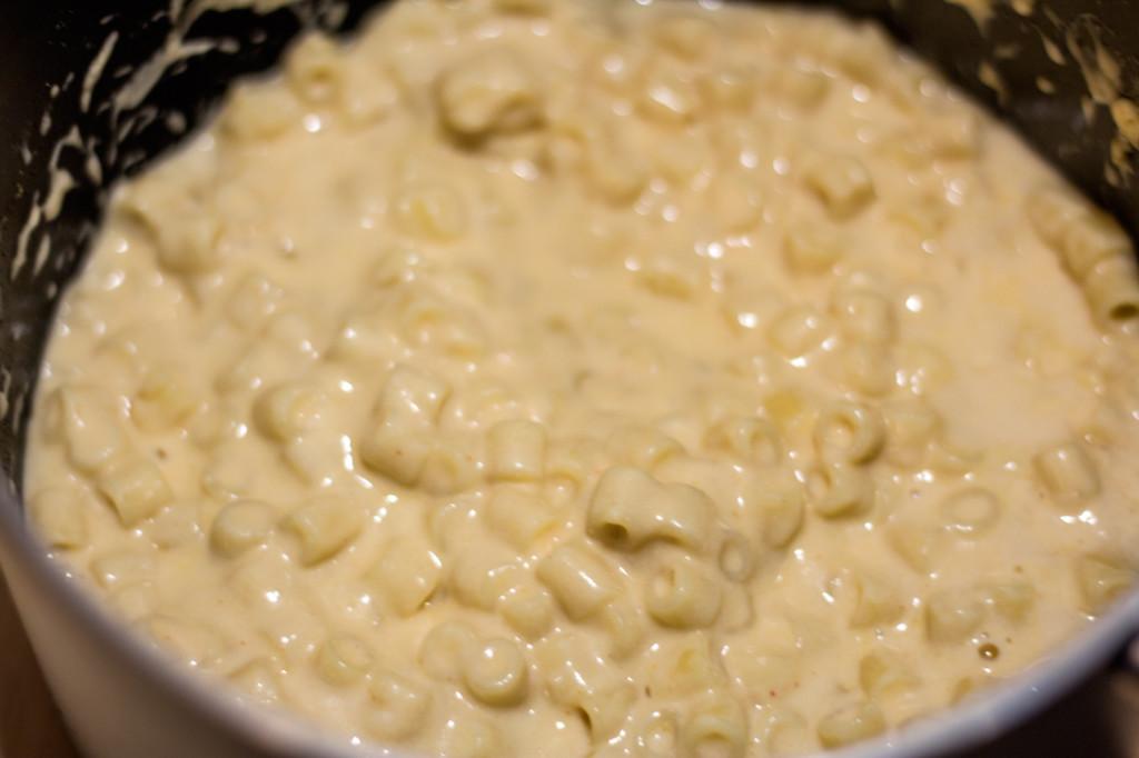 Smoked Gouda Pasta - Complete